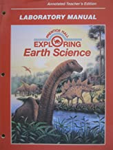 Exploring Earth Science: Laboratory Manual, Annotated Teacher's Edition