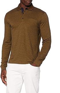 Pierre Cardin Men's Longsleeve Interlock Stripes Sweatshirt