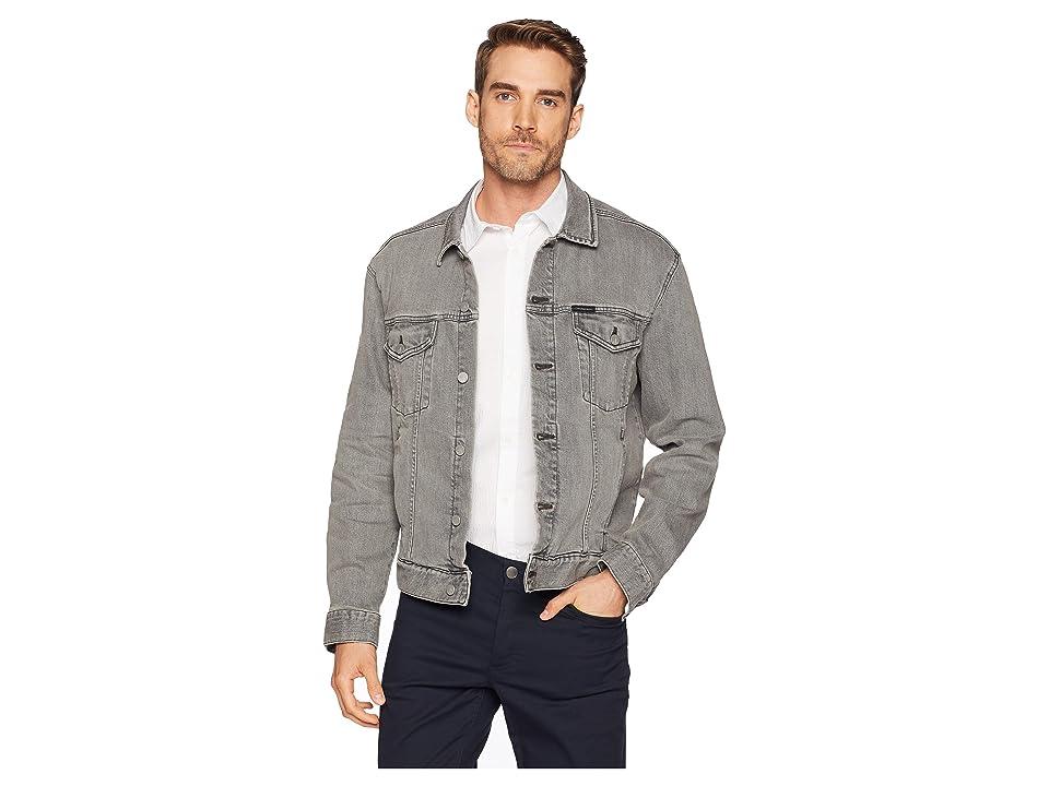 Calvin Klein Jeans Classic Trucker Jacket (Santa Clara) Men's Coat