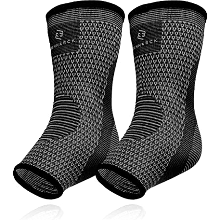 Achilles Tendon Support Brace, Plantar Fasciitis Sock, Ankle Compression Sleeve For Running, Tendonitis and Flat Feet Relief
