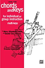 Chords and Keys: Level 2 (for Individual or Group Instruction)