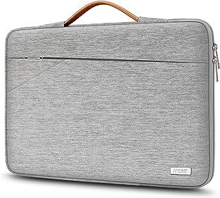 حقيبة كمبيوتر محمول TECOOL 13-13.3 بوصة مع مقبض لـ 2012-2020 MacBook Air Pro M1، ASUS Dell HP Acer Notebook Notebook Table...