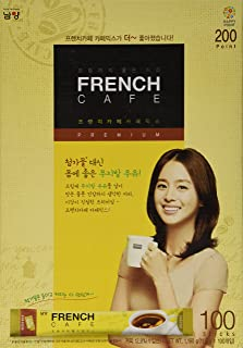 Namyang French Cafe Instant Coffee Mix 1 Gift Pack (100 Sticks) 1,160g