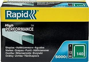 Rapid 11912311 platte draadklem type 140/12mm, 5.000 st. doos, 12 mm, 5000 stuks