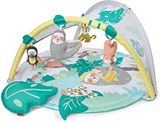 Skip Hop Tropical Paradise Baby Activity Gym Play Mat Soother