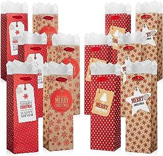 Best wine bags christmas Reviews