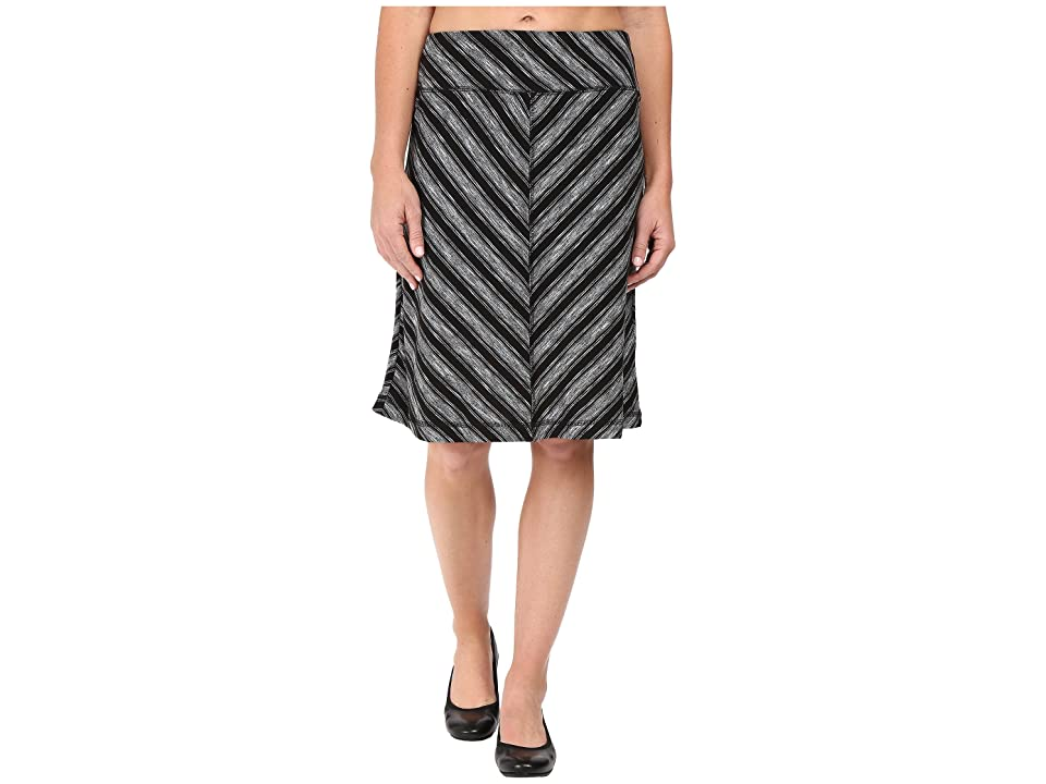 Aventura Clothing Bryce Skirt (Black) Women