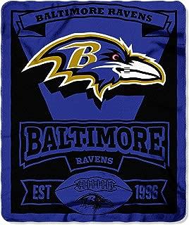 The Northwest Company NFL Marque Printed Fleece Throw