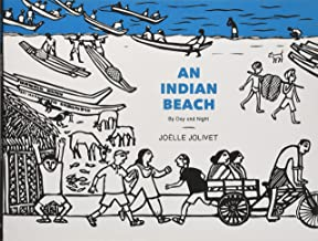 An Indian Beach - By Day and Night