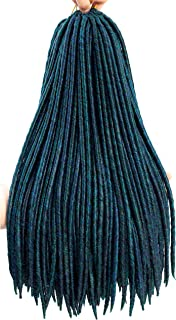 Best faux locs green Reviews