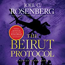 The Beirut Protocol: A Markus Ryker Novel, Book 4