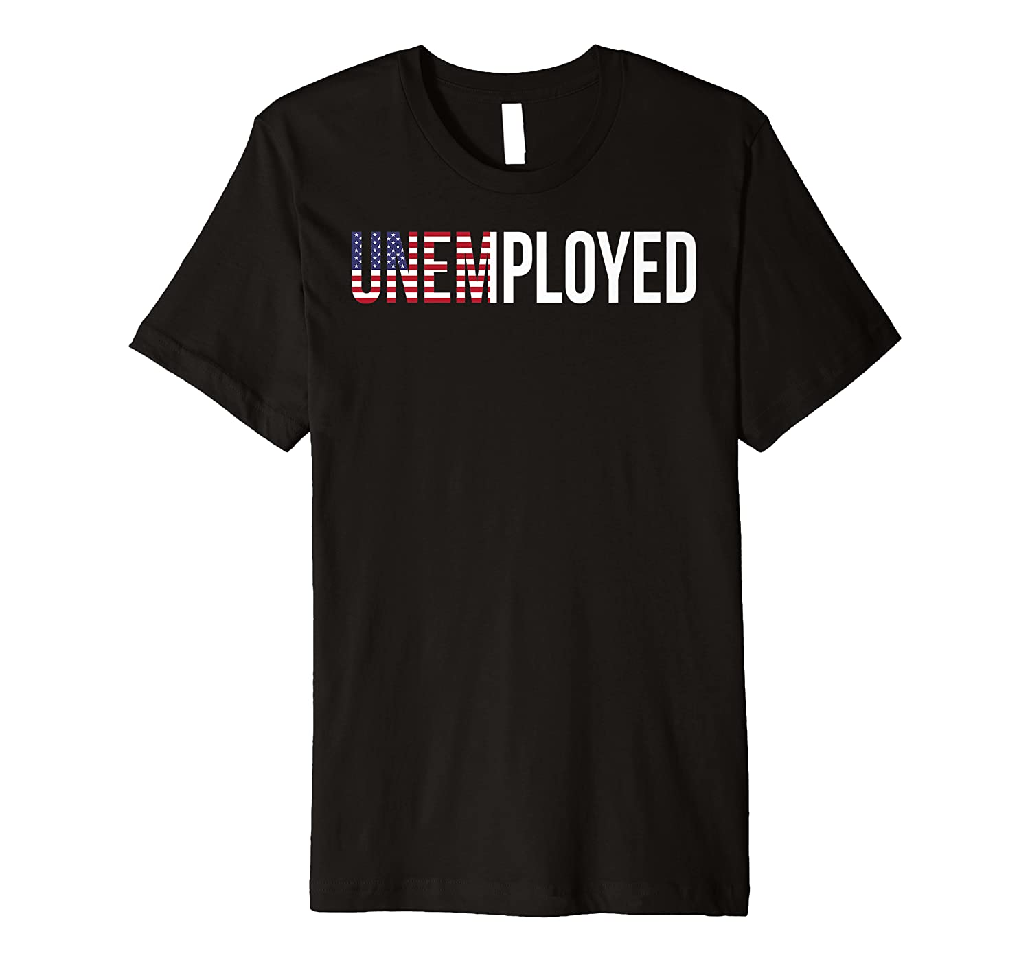 Unemployed Funny Looking For Job Career Seeker Gift Shirts