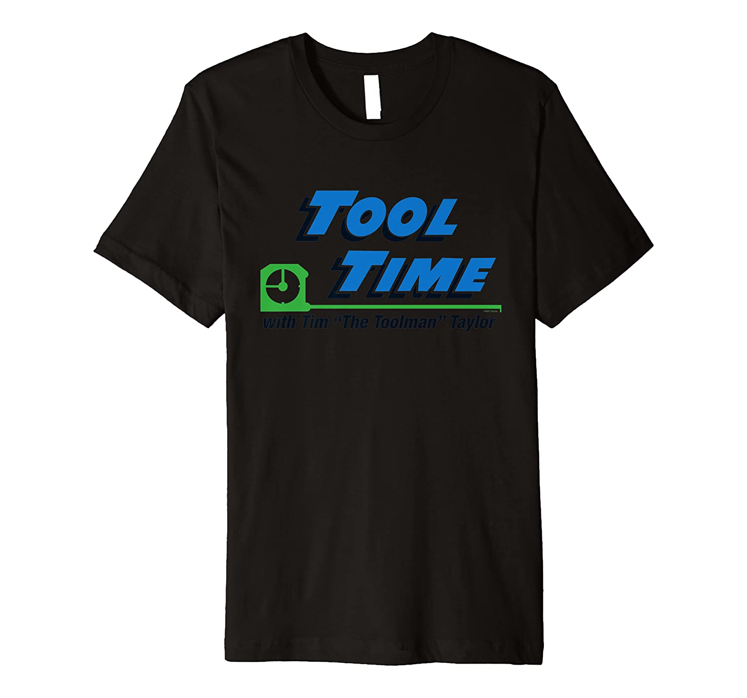 Home Improvement Tool Time with Tim Premium T-Shirt