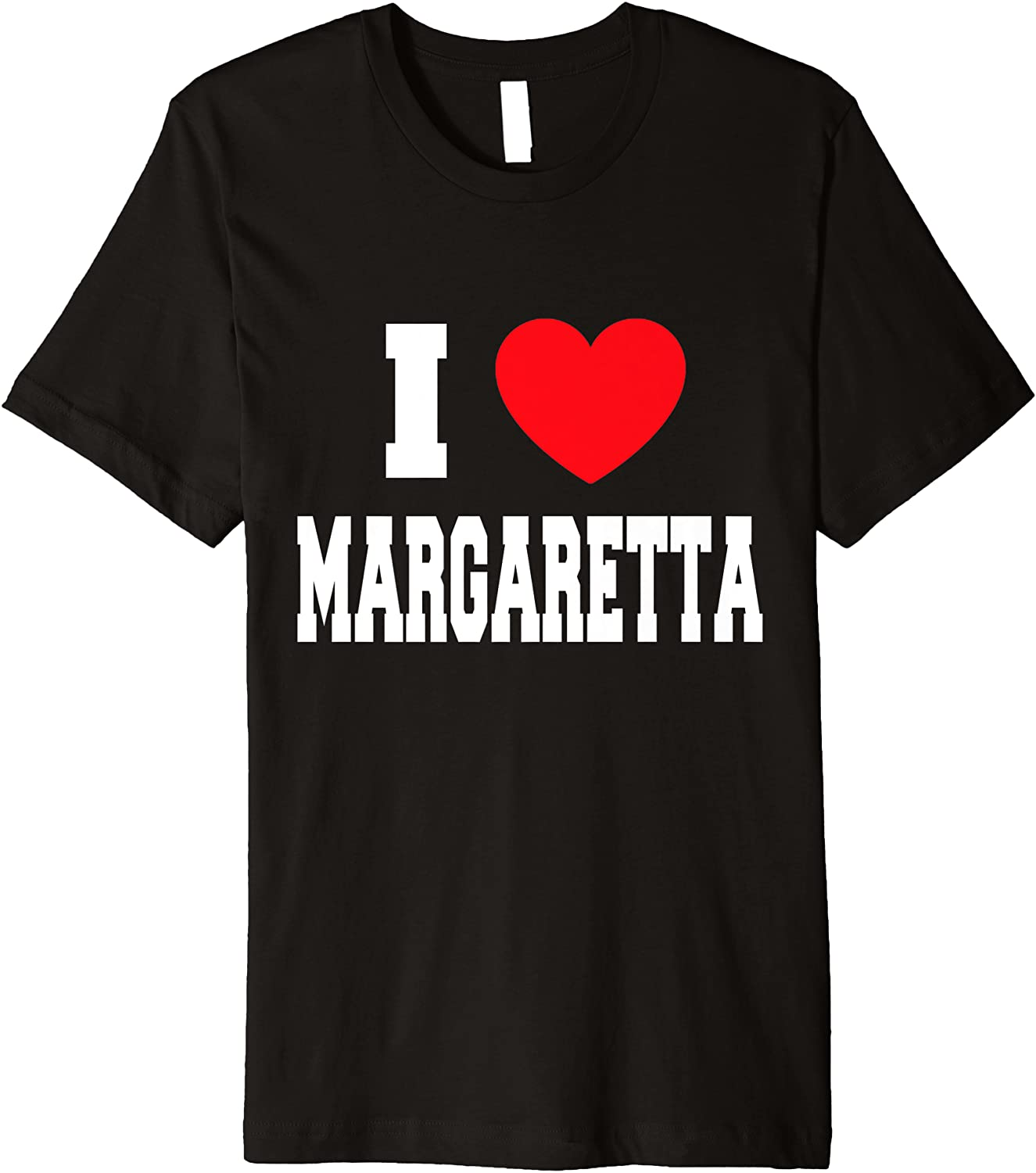 I Cheap mail order specialty 2021 autumn and winter new store Love Margaretta T-Shirt Premium