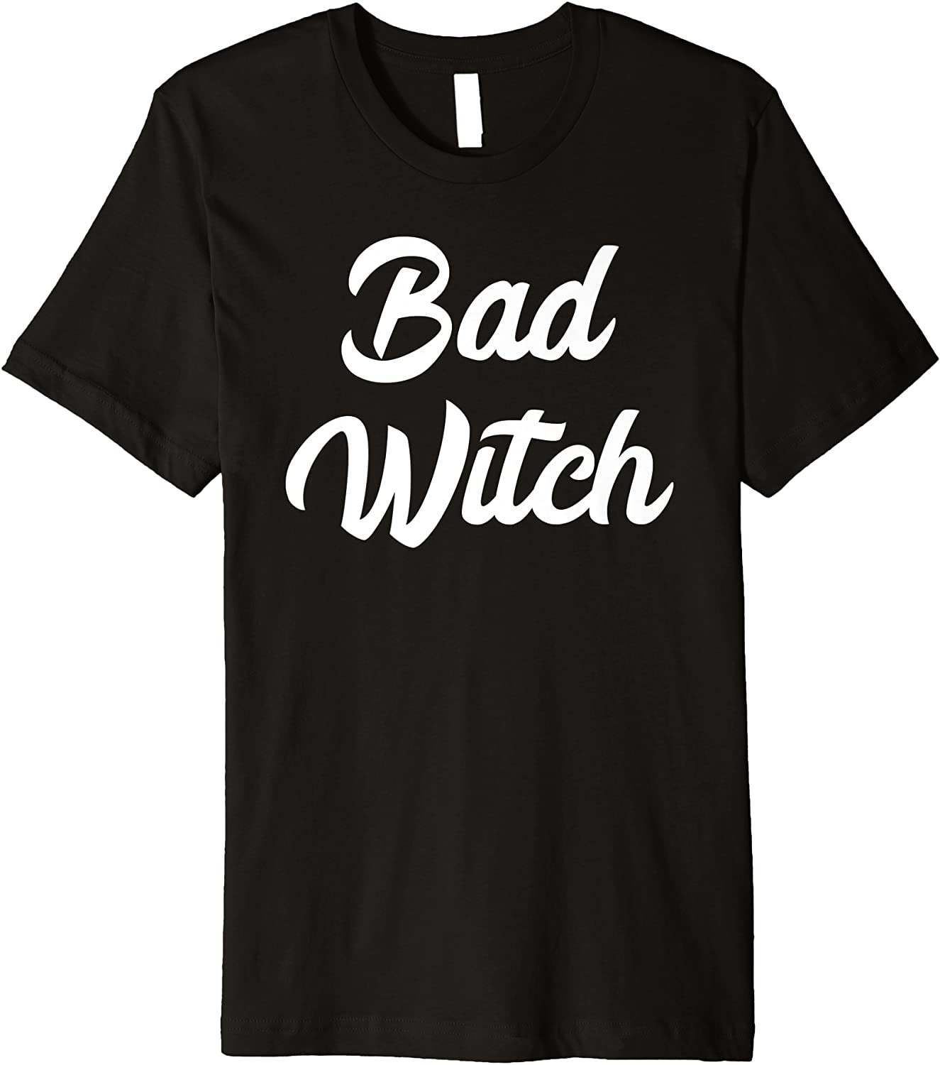 halloween Good witchbad witch  women/'s t-shirt