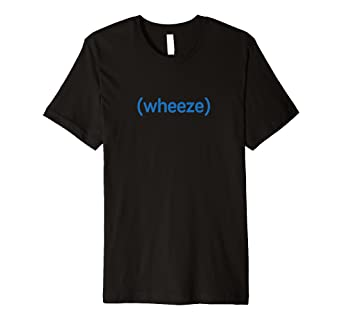 Buzz Feed Unsolved Official (Wheeze) T Shirt by Buzz Feed Unsolved