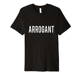 sprüche arrogant