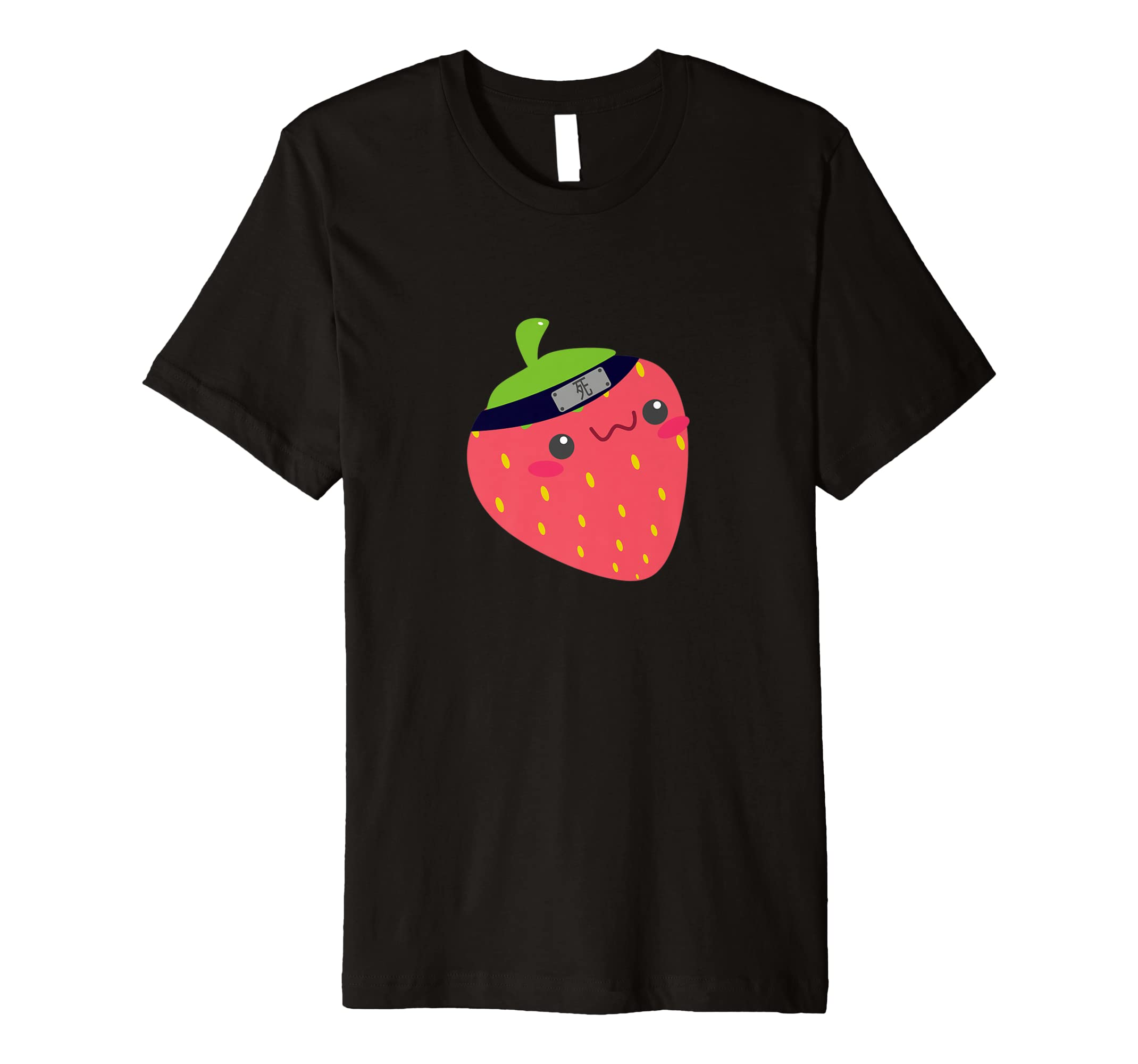 Amazon.com: Japanese Vaporwave Ninja Cute Strawberry Fruit ...