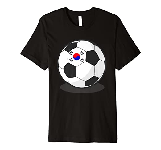 fb14120a832 Image Unavailable. Image not available for. Color  Korean Flag On Soccer  Ball
