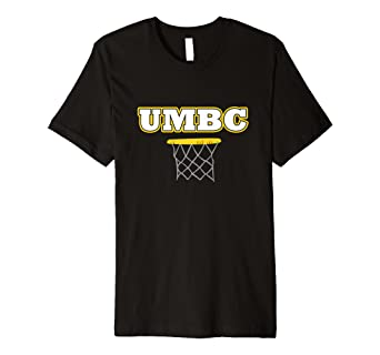 5993b707 Image Unavailable. Image not available for. Color: UMBC tee - Basketball T- Shirt ...