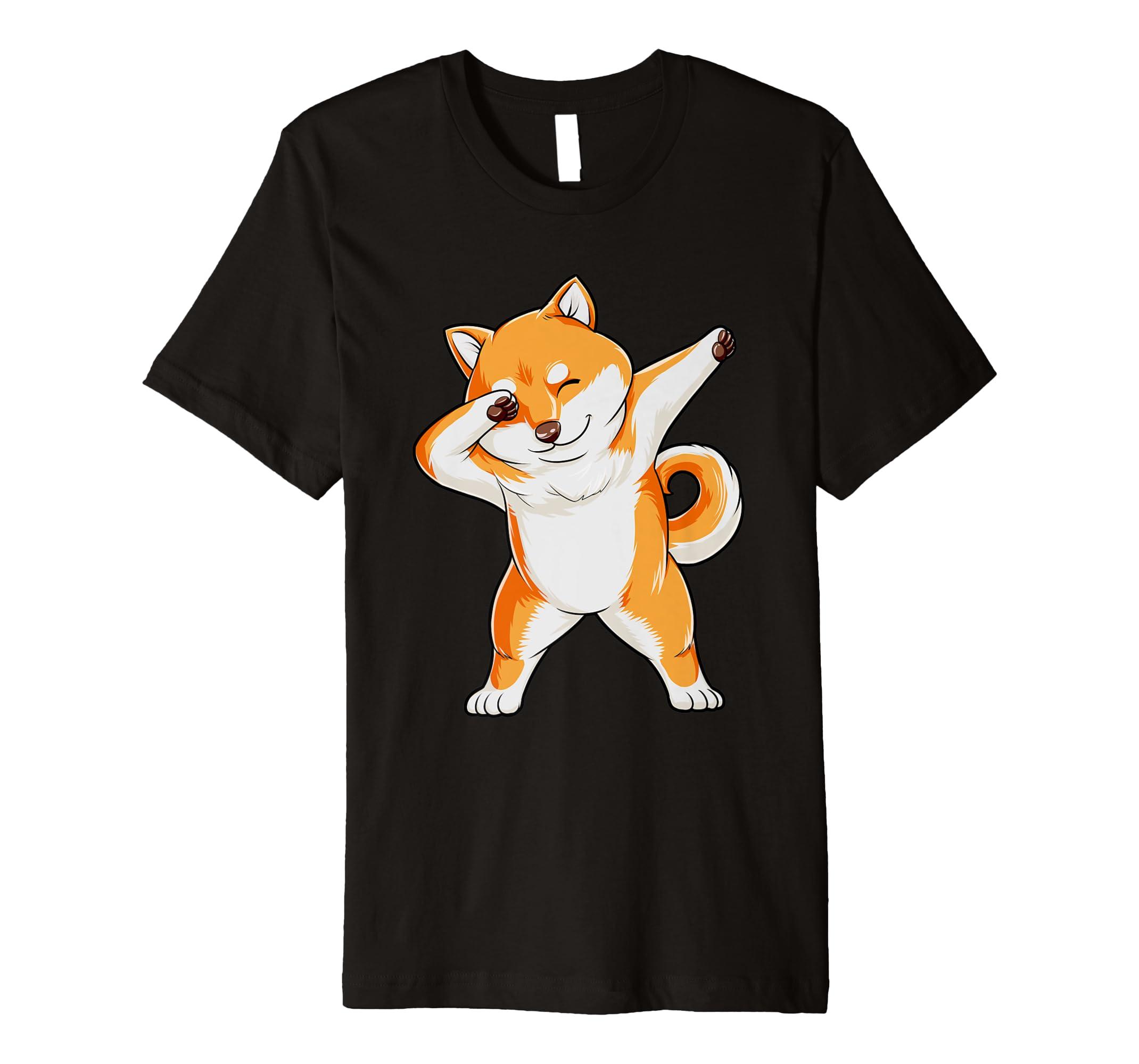 Sanftes Shiba Inu T Shirt Meme Hunde Welpen Tierfreunde Geschenk ...