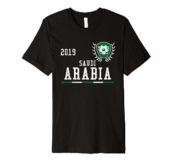 online store 83551 18997 Amazon.com: Saudi Arabian Football Jersey 2019 Arabian ...