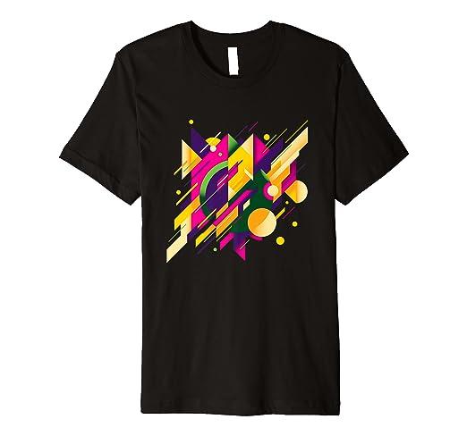 Abstract T Shirt Design Modern