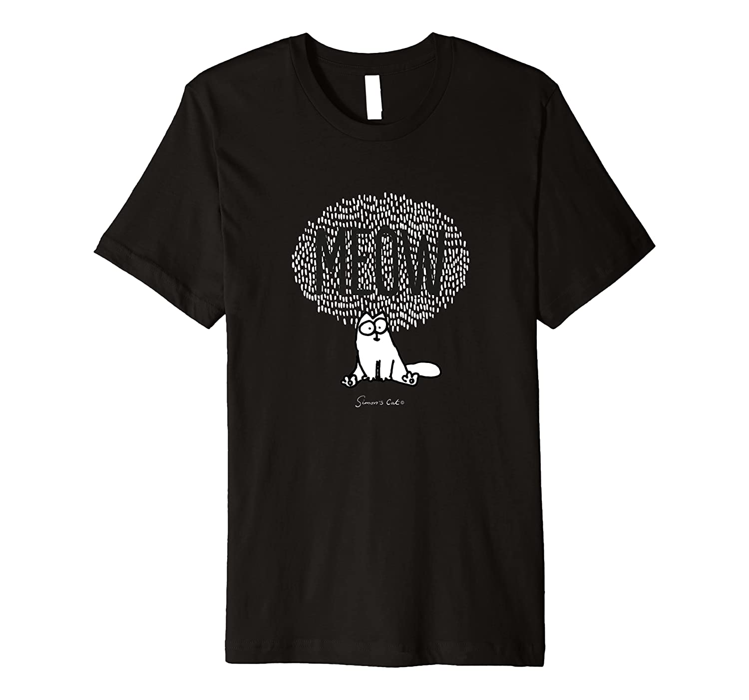 Simon's Cat: Meow T-shirt