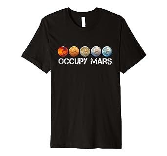61edd9226dd33 Occupy Mars T-shirt Terraform Shirt