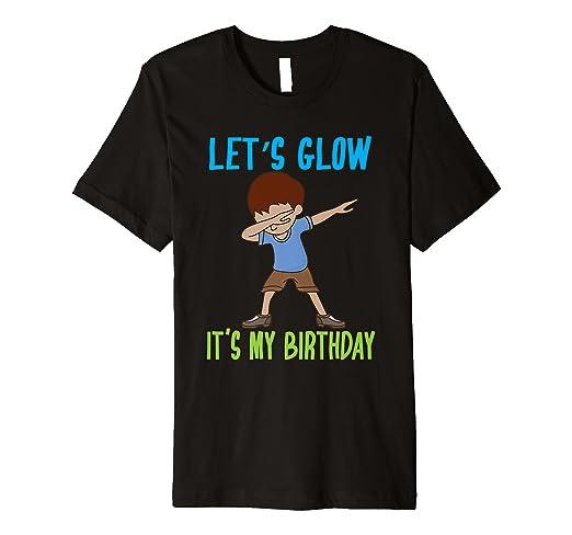 Amazon Lets Glow Its My Birthday Shirt