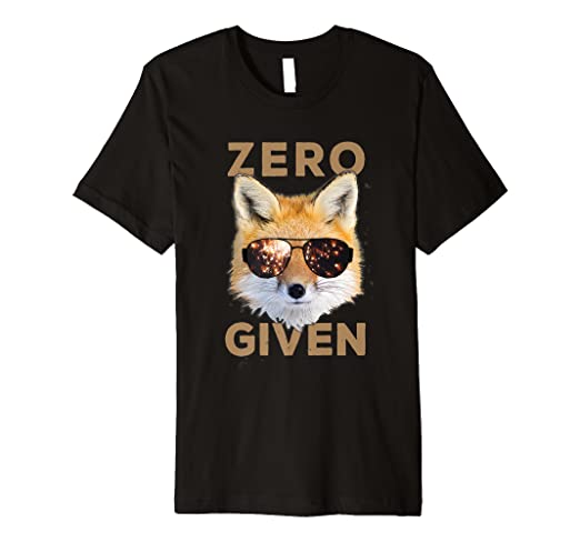 a2a310968 Image Unavailable. Image not available for. Color: Zero Fox Given shirt ...