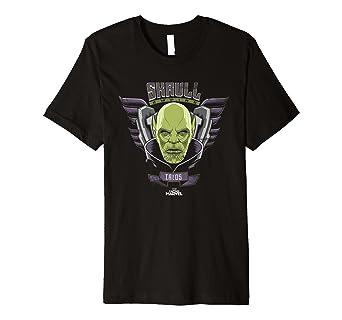 Amazoncom Marvel Captain Marvel Skrull Empire Talos Premium T