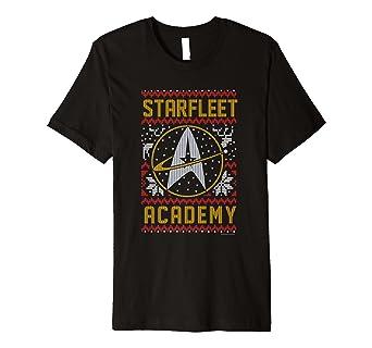 9840d4cd7 Star Trek Next Generation Starfleet Symbol Graphic T-Shirt: Amazon.co.uk:  Clothing