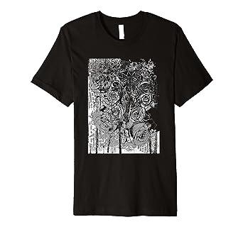 c333d12450be Amazon.com  Cow Skull Shirt