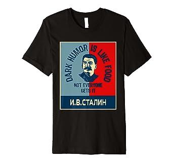 amazon com dark humor is like food stalin obama hope style poster