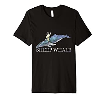I hope you Sheep Whale T-Shirt
