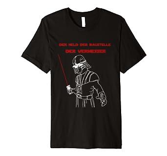 Herren Der Vermesser - der Held der Baustelle, regiert über Laser