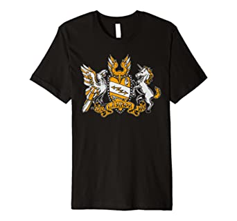 Tau Lambda Mu TAM Crest T-Shirt