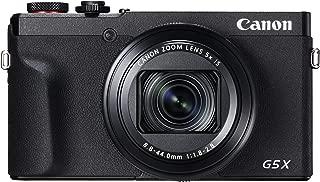 Canon キヤノン デジタルカメラ PowerShot G5 X Mark II ブラック