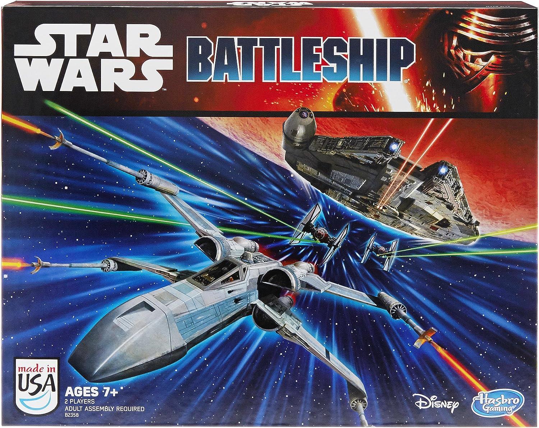 Battleship  Star Wars Edition Game