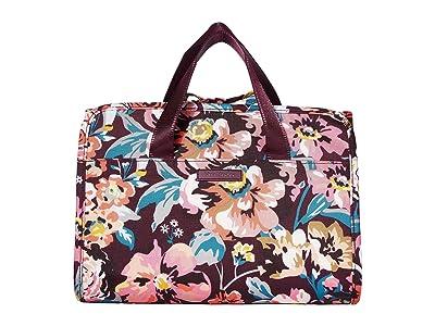 Vera Bradley Lighten Up Hanging Travel Organizer (Indiana Blossoms) Luggage