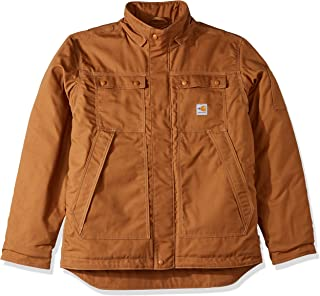 Men's Big and Tall Big & Tall Flame Resistant Full Swing Quick Duck Coat