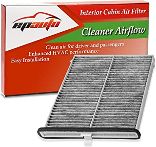 EPAuto CPJ6X (KD45-61-J6X) Replacement for Mazda Premium Cabin Air Filter includes Activated Carbon