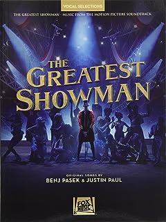 بزرگترین Showman - Vocal Selections: Vocal Line with Piano Combatiment