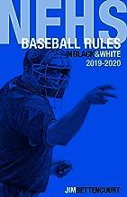 nfhs baseball rules 2019