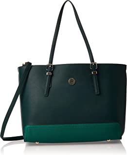 Tommy Hilfiger Tote Bag for Women-Rainforest Mix