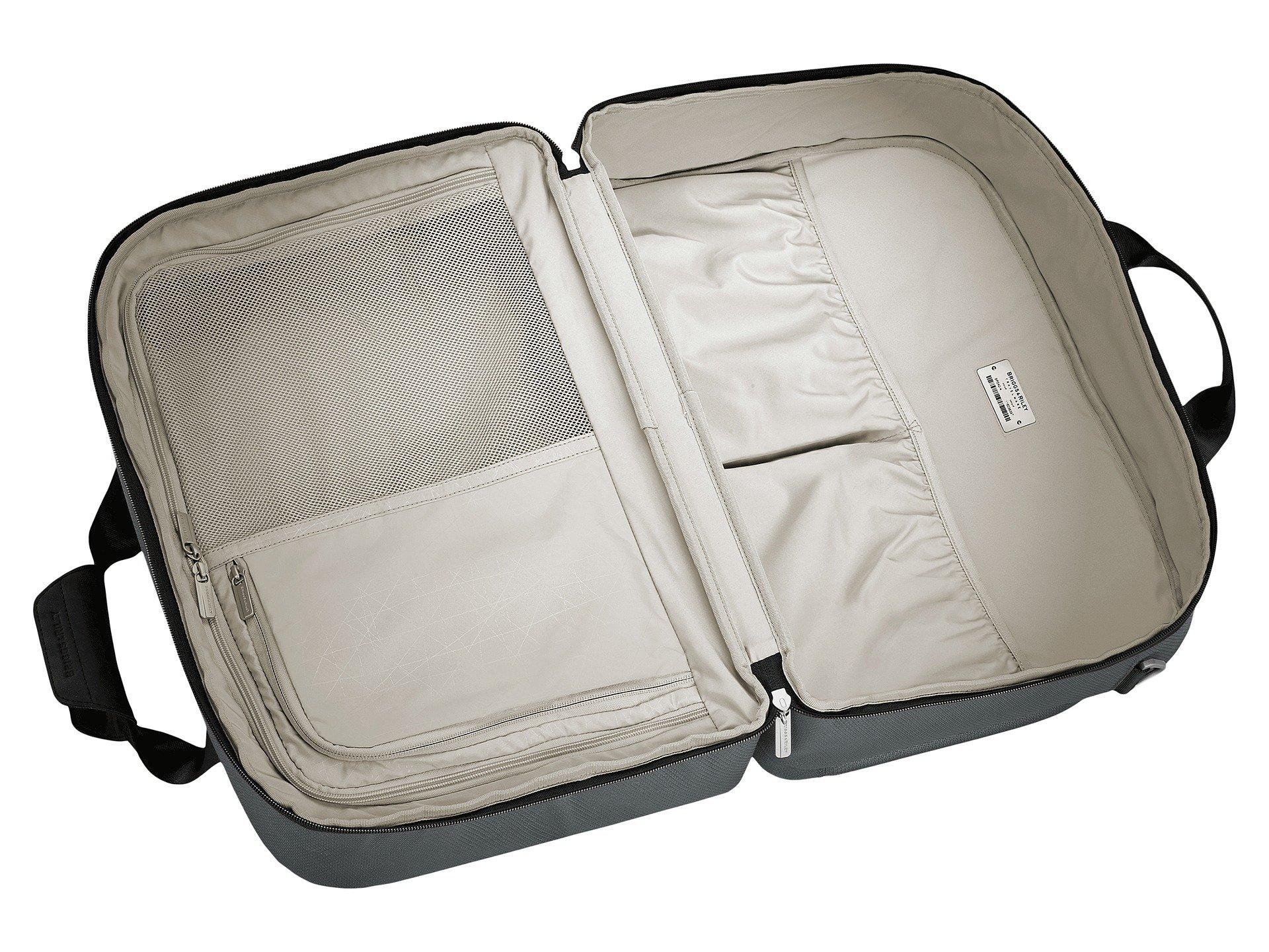 Clamshell Riley Bag Grey Transcend Cabin Briggs Vx amp; Slate qRZIwOvz