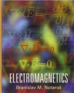 electromagnetics notaros