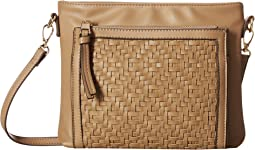SOLE / SOCIETY Clarice Top Zip Crossbody