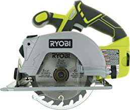 Ryobi P506 One+ Lithium Ion 18V 5 1/2 Inch 4,700 RPM Cordless Circular Saw with Laser..